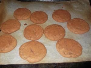 cookie au nesquik et sirop d'érable dans dessert dscf8787-300x224