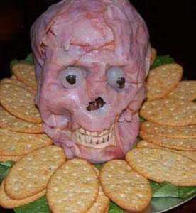 Halloween-visage